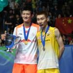 Keputusan terkini final Lee chong wei vs chen long Thaihot 15.11.2015