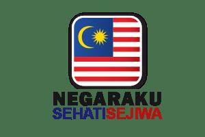 negaraku sehati sejiwa, logo sehati sejiwa, tema merdeka 2017,