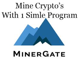 bitcoin, minergate