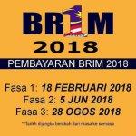 Brim peringkat kedua 2018 (bila dapat?) 6june 2018