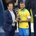 Brazil Juara Piala Copa America 2019, tahniah