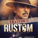 Sinopsis filem bollywood Rustom Akshay kumar