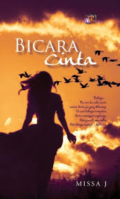 bicara cinta novel