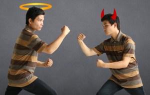 protaganis dan antagonis