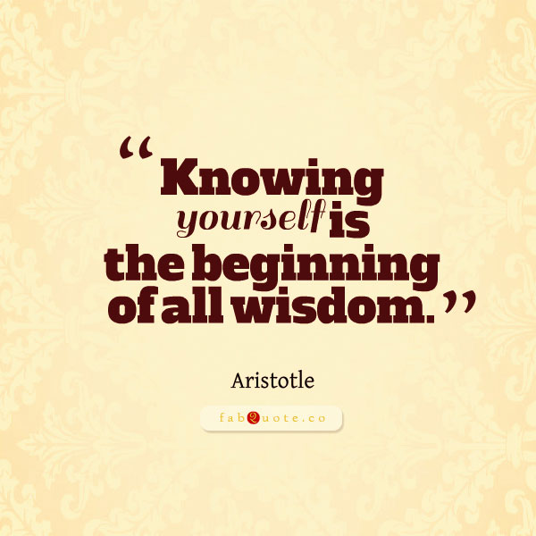 know-yourself-quotes