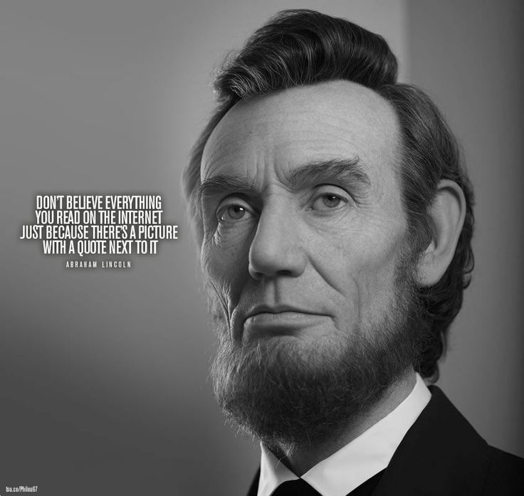 lincoln joke quote zilbest