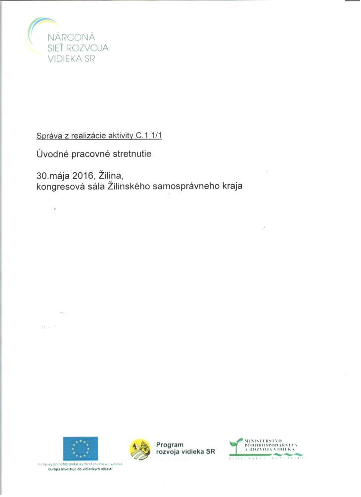 C.1.1-1 ZA správa 1.časť