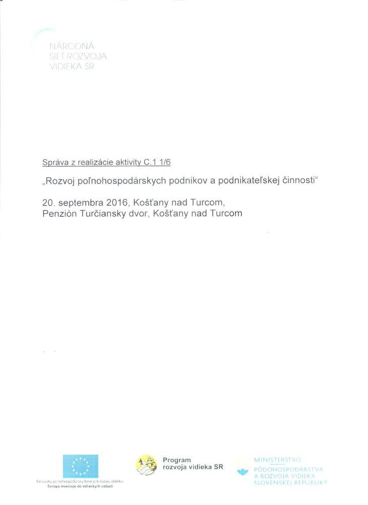 Správa C 1 1-6 ZA1