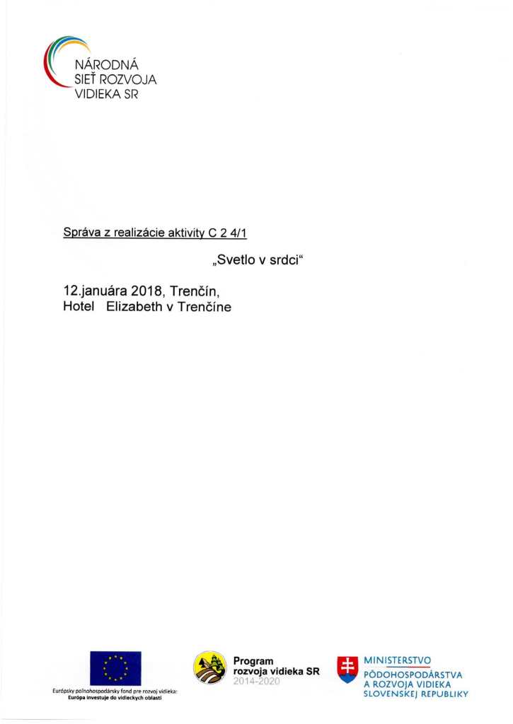 Správa C 2 4-1 ZA1-1