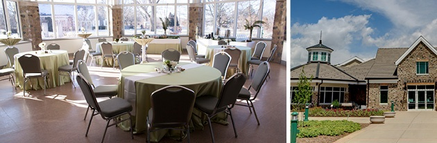 Boerner Botanical Gardens Top Milwaukee Holiday Party Venue