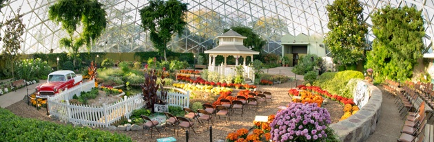 The Domes – Mitchell Park