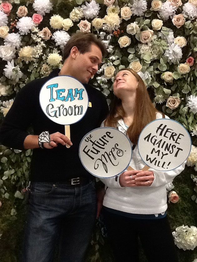 Fun Wedding Photobooth