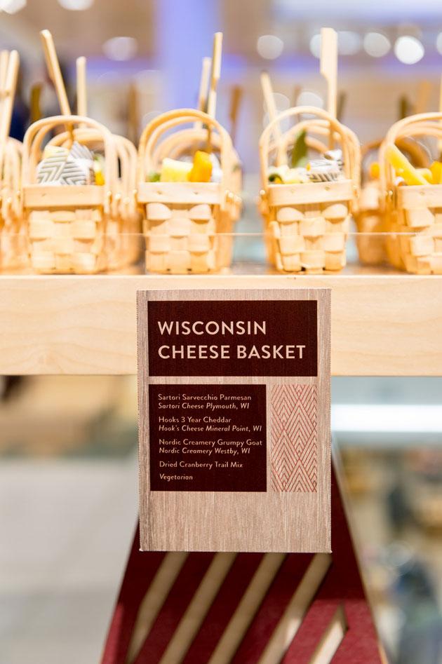 Wisconsin Cheese Basket