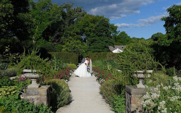 Indian Wedding at Boerner Botanical Gardens