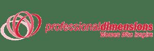 Professional Dimensions logo