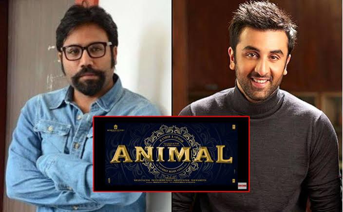 Sandeep Reddy ranbir Kapoor animal