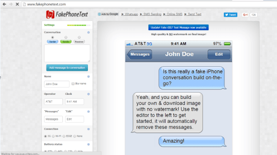 iphone fake text generator4