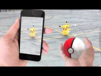Pokemon Go: On the Way of recognizing Talent of the World
