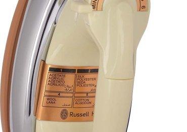 Russell Hobbs 1000W Heavy weight iron box
