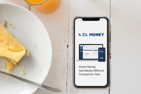 Automated Check Printing Using Zil Money