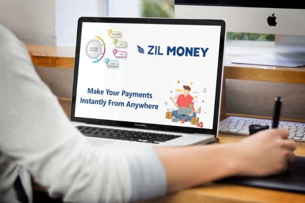 Checks Write Software Zil Money