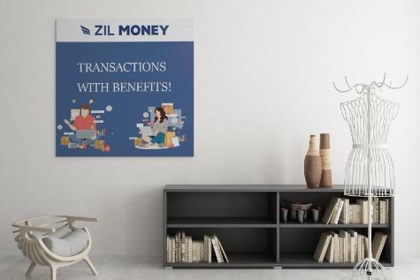 Create Digital Checks With Zil Money
