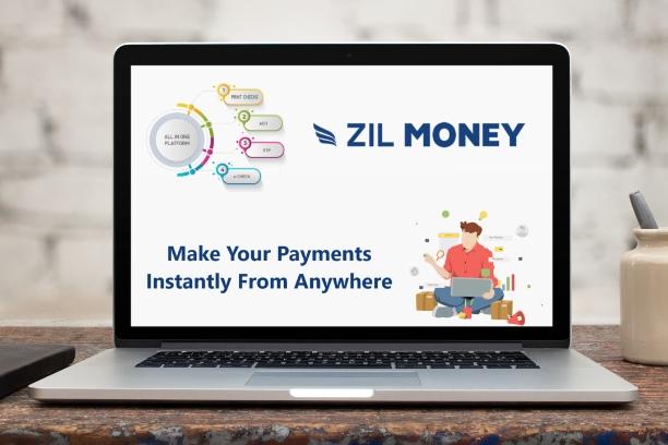 Order Business Checks Zil Money
