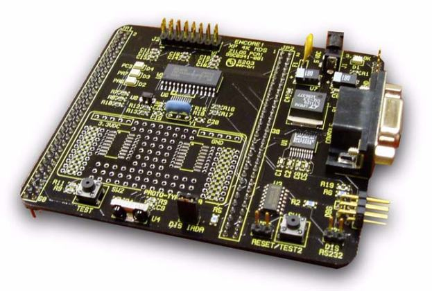 Zilog The Z8 Encore  F083A Development Board