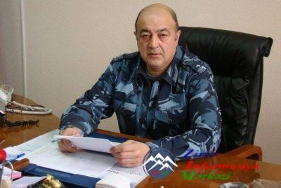 Rusiyada soydaşımıza General-leytenant rütbəsi verildi