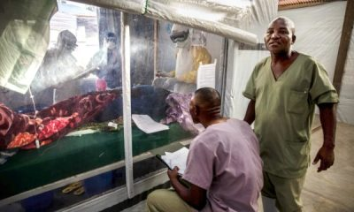 DRC records one more Ebola case 2 days after declaring the epidemic was over