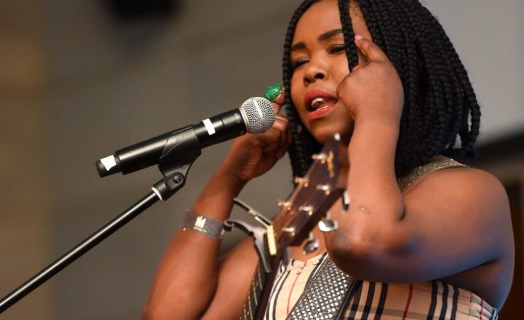 'Troubled' Zahara Speaks On Alcohol Abuse And Break Up With Fiancé