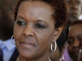 Grace Mugabe heads to Mbare