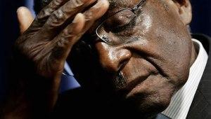 I won't be pushed out of office, says Mugabe, 93