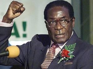 Mugabe hits 2018 campaign trail