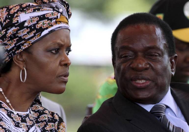 'Hail the new president': Grace Mugabe 'ally' speaks on future under Mnangagwa