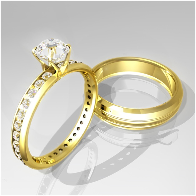 Zimbabwe Wedding Rings