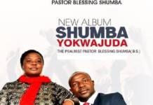 blessing shumba inzwi rangu