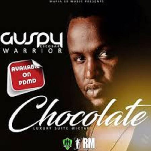guspy warrior chocolate