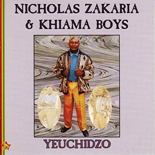 nicholas zakaria yeuchidzo album