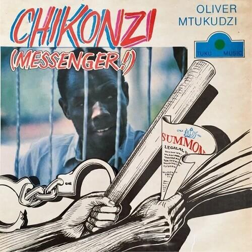 oliver mtukudzi chikonzi album