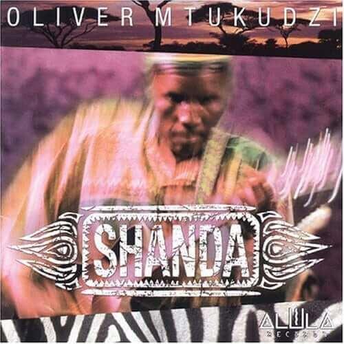 oliver mtukudzi shanda album