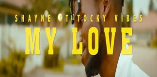 shayne ft tocky vibes my love