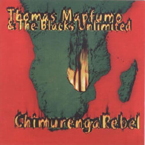 thomas mapfumo chimurenga rebel album