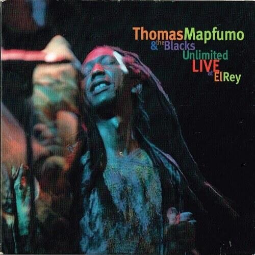 thomas mapfumo el rey album