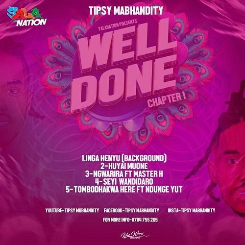 tipsy mabhandity well done album