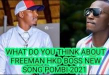 watch freeman hkd pombi challenge
