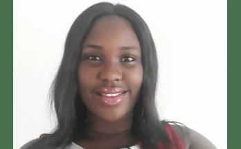 An image of writer -poet- blogger Josephine Amoako