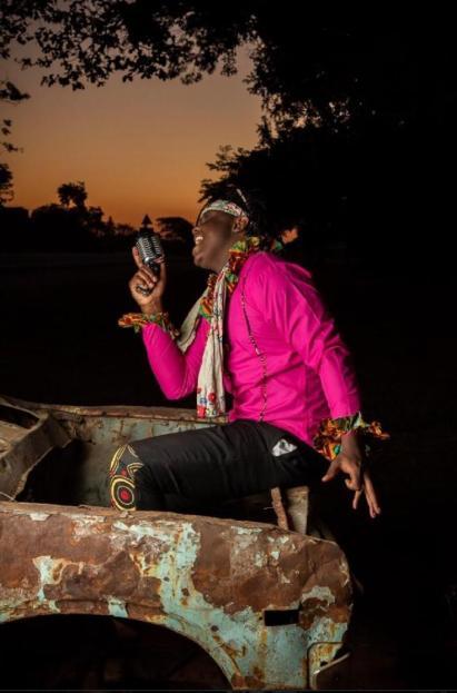 Bryan K- Zimbabwean artist