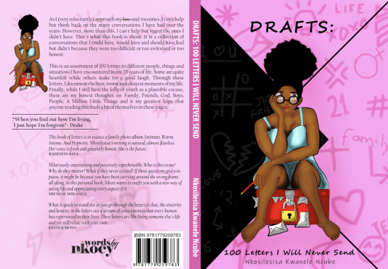 Drafts:100 Letters I Will Never Send book cover