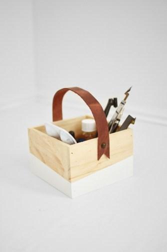 Es WAR einmal eine langweilige Holzbox...